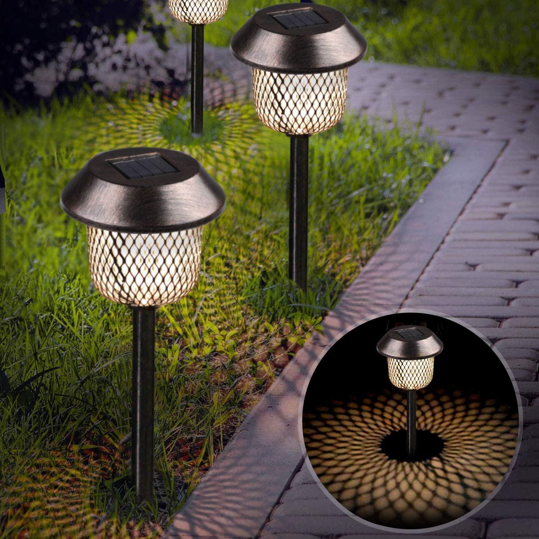 Die 12 beliebtesten Solarlampen für den Garten  templumx.de Farbe