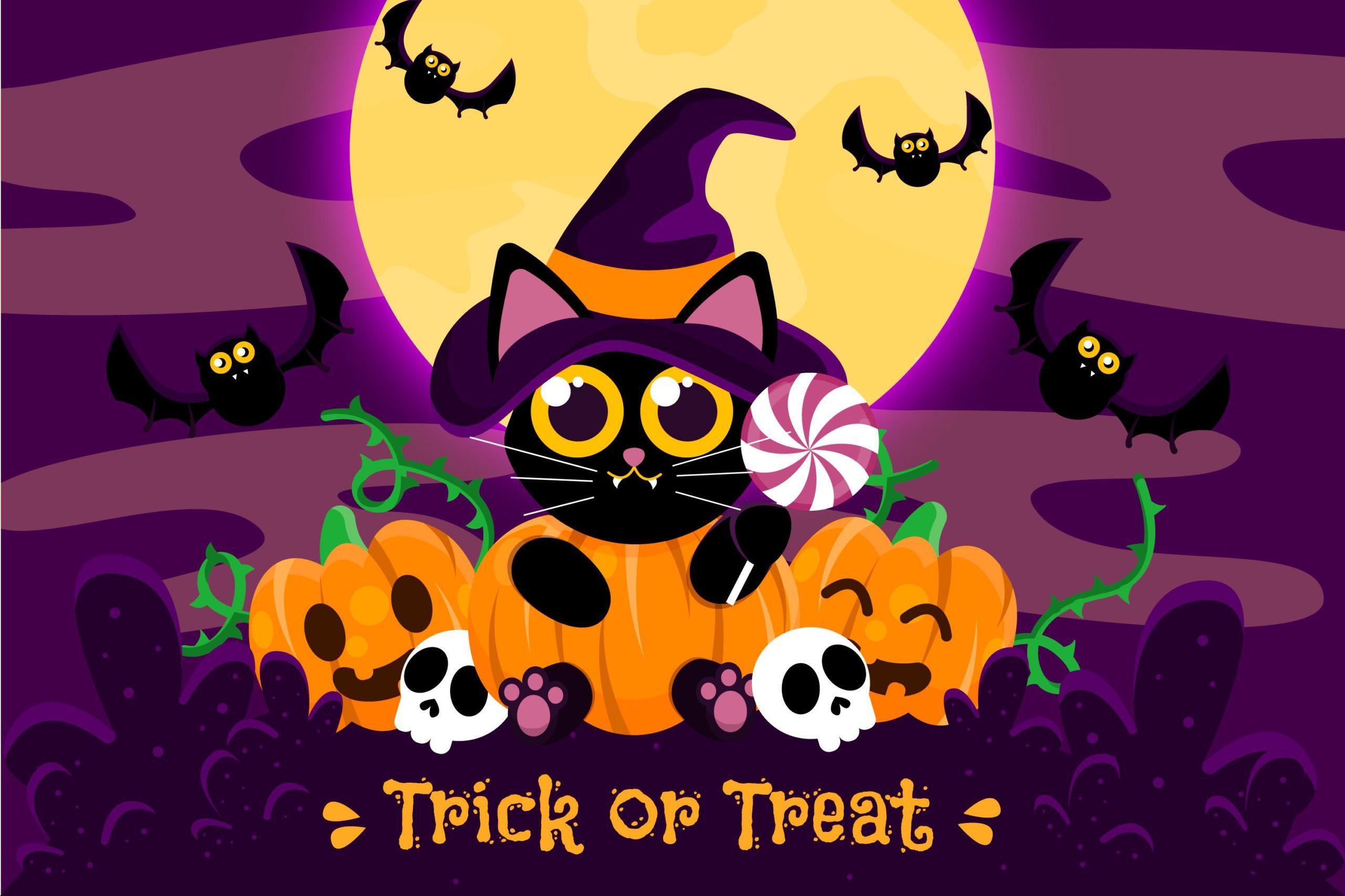 Halloween für Kinder erklärt (2)