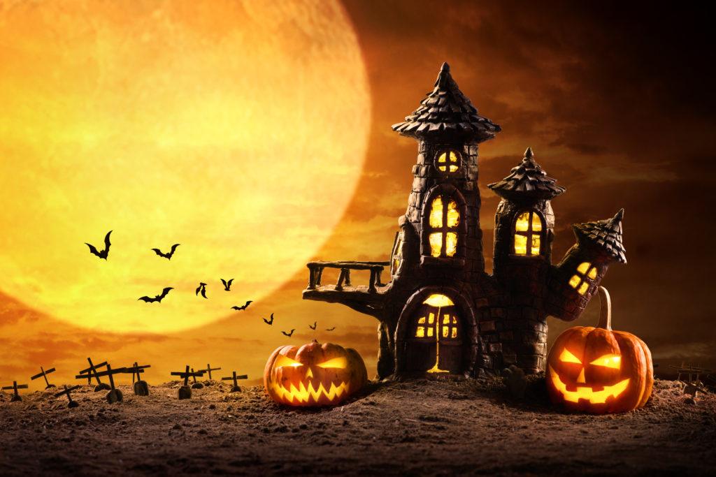 Was Feiert Man An Halloween