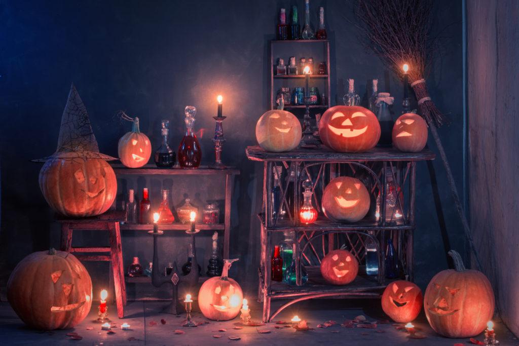 Warum Halloween feiern