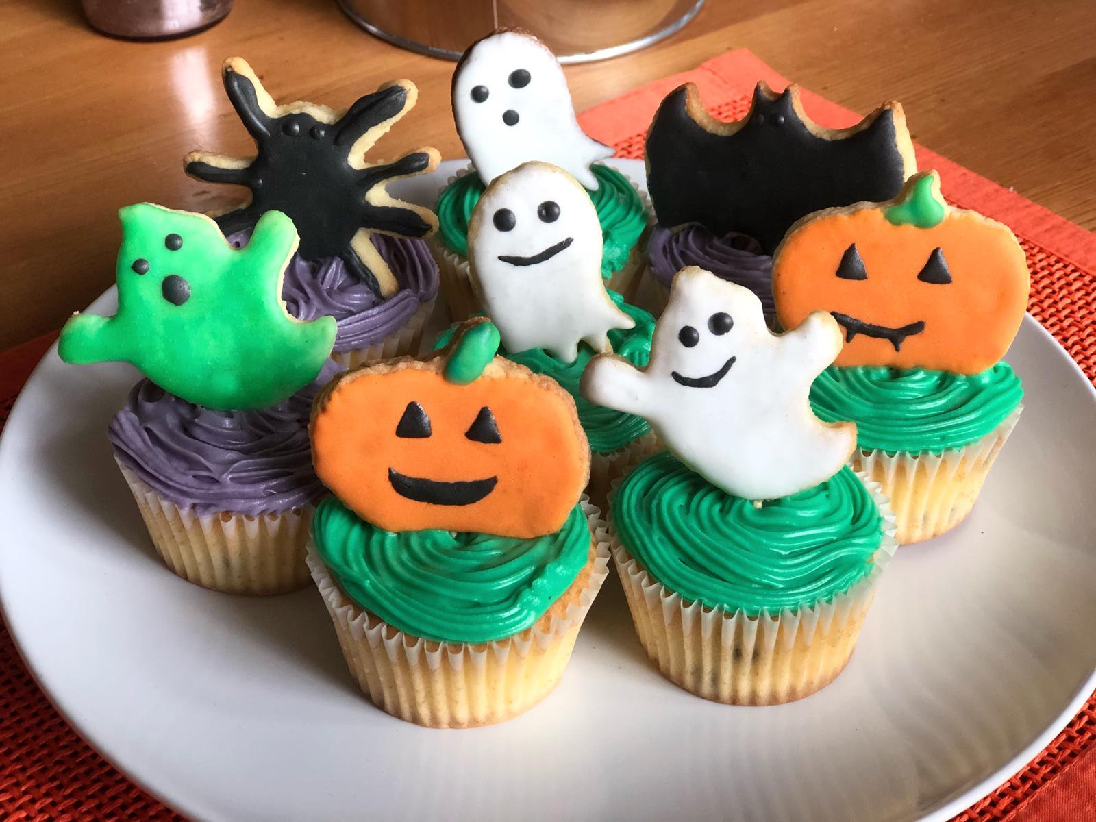 Halloween Cupcakes Rezept templumx
